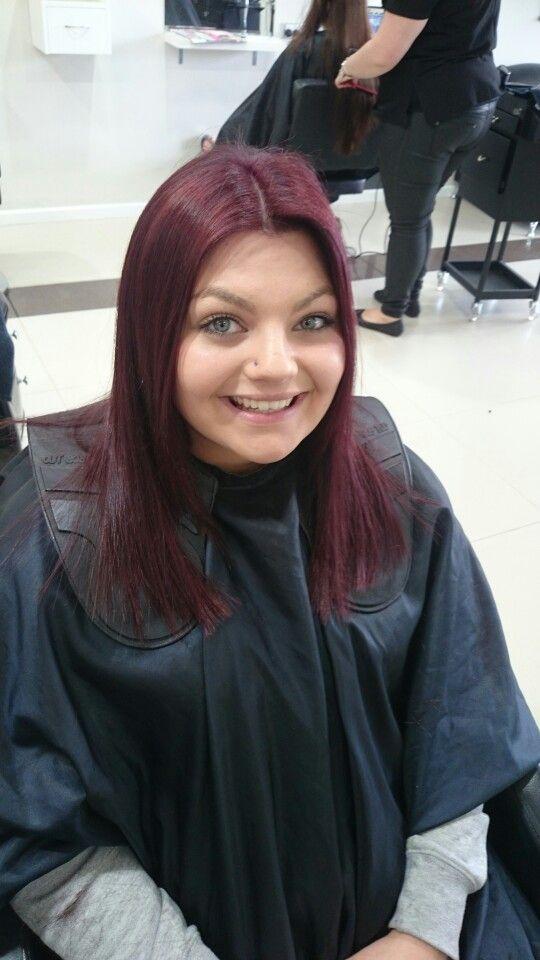 After colour