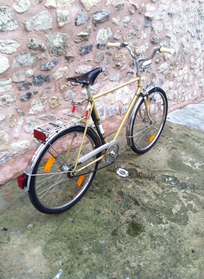 Staiger Luxus 1964 Vintage Bicycle