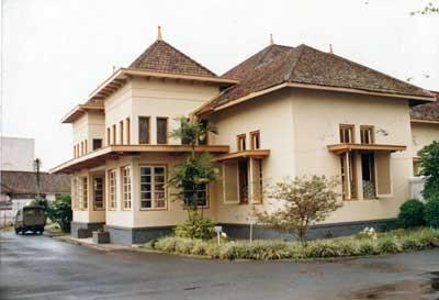 Museum Mandala Wangsit Siliwangi - Jl. Lembong