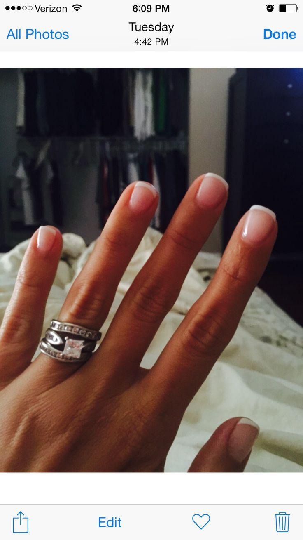 Love my SNS nails from Luxor Nails in South Tampa Nail Design, Nail Art, Nail Salon, Irvine, Newport Beach