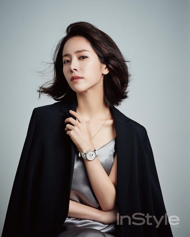 Han Ji Min - InStyle Magazine October Issue '16
