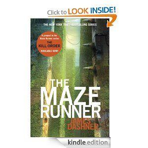 maze runner full book pdf