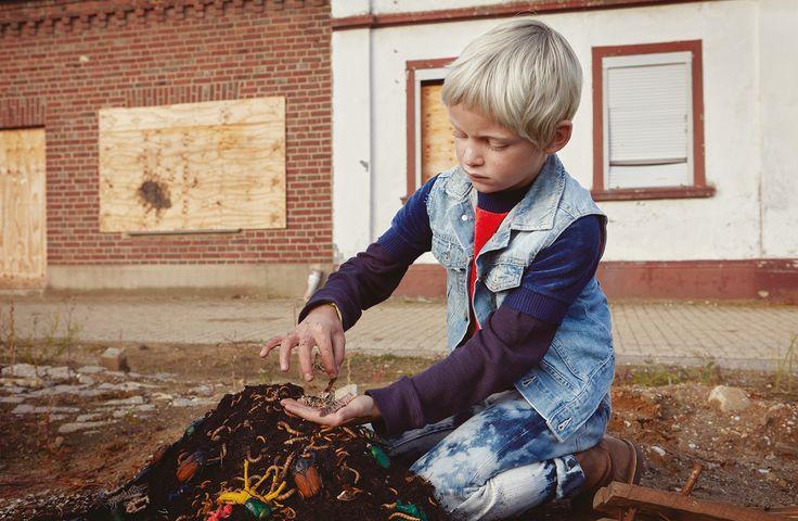 kid's wear Vol.44 - photo by Achim Lippoth – Spook