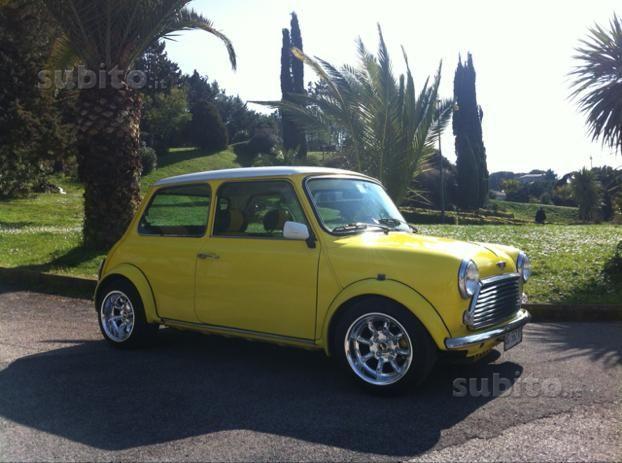 Rover mini cooper 1.3 Auto usata - In vendita Roma