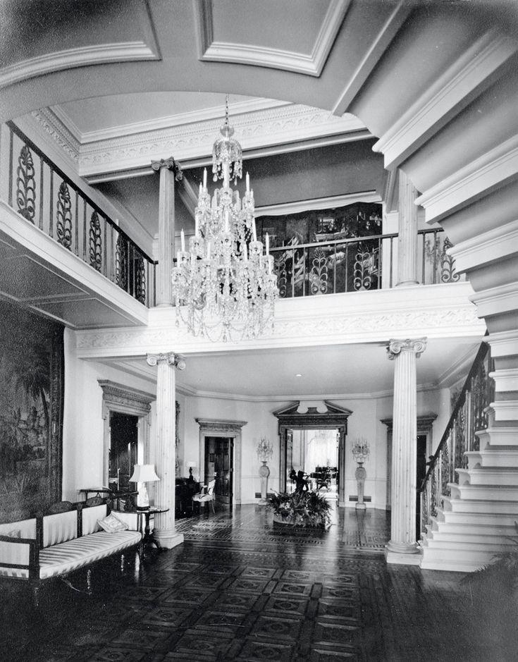 Jack Warner's Bel -Air Mansion