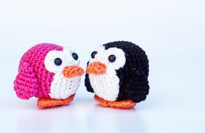Sugaridoo | Puck The Penguin – Crochet Along