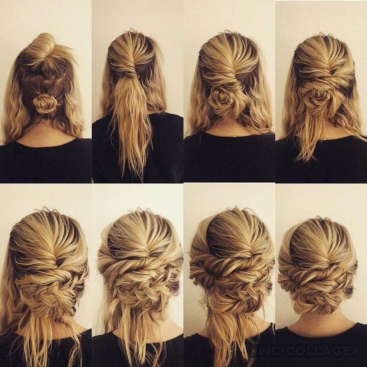10+ Easy Hairstyles Step by Step DIY - Hey-Cinderella -