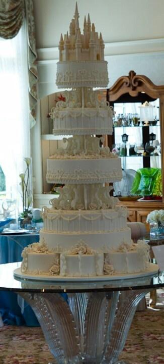 Frozen Castle Cake Topper Nz