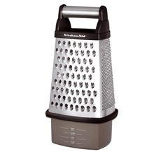Rivjärn Med Behållare, kitchen aid  Alltid roligt när någon tänkt till:)
