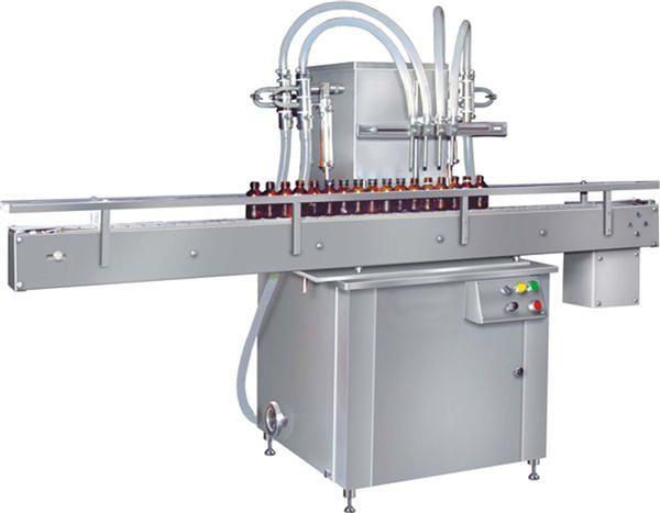 Automatic 2l Bottle Filling Machine 2l Bottle Filling Line Automatic Small Bottle Filling Machine Small Bottles Bottle Filling System