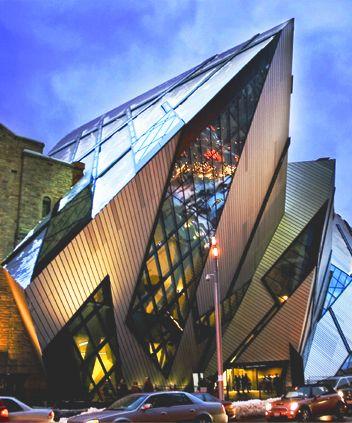 Solve puzzles and clues as you walk through the Royal Ontario Museum #discover #toronto #adventure #tour UrbanQuest.com