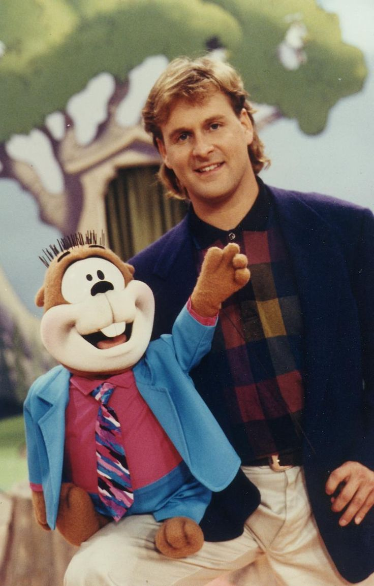 WoodChuck from Full House... I can imitate this to perfection and make my co workers laugh hysterically