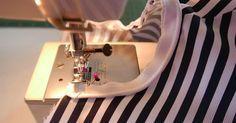 Consejos de costura: cómo coser las sisas de una prenda                                                                                                                                                                                 Más