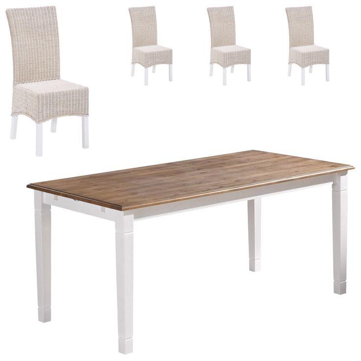 Die besten 25+ Stühle weiß Ideen auf Pinterest weiße Esszimmer - esszimmer stuhle perfektes ambiente farbe