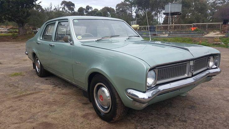 HG Holden Kingswood