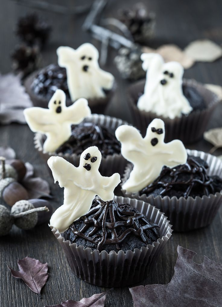 halloween cupcake ideas - Scary Halloween Cupcake Ideas