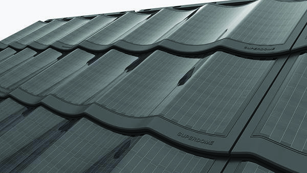 Conveniences And Drawbacks Of Solar Roof Tiles That You Need To Understand About Homes Tre In 2020 Solar Tiles Solar Roof Tiles Solar Roof