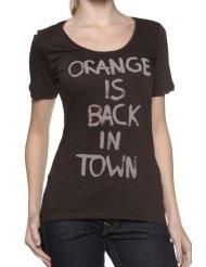 Hugo Boss Orange T-Shirt BACK IN TOWN STITCH