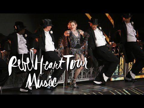 Madonna - MUSIC - Sydney, Australia | Rebel Heart Tour 2016 - YouTube