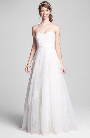 Jenny Yoo Organza Dress & Accessories | Nordstrom