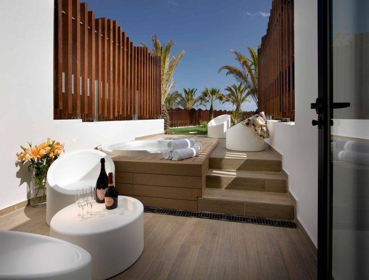 Die besten 25+ Outdoor privatsphäre Ideen auf Pinterest - 28 ideen fur terrassengestaltung dach