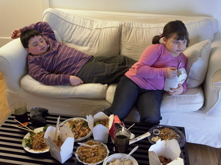 Helicopter Parenting Makes Kids Overweight