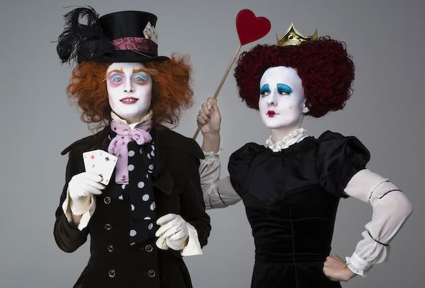 Miss Pandora se déguise en personnages de Tim Burton http://www.misspandora.fr/tim-burtons-creatures
