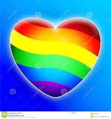 regenboog hart