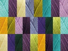 Scheepjeswol CAL 2014 Colour Pack