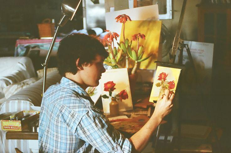 Art? Oliver Chennells at work