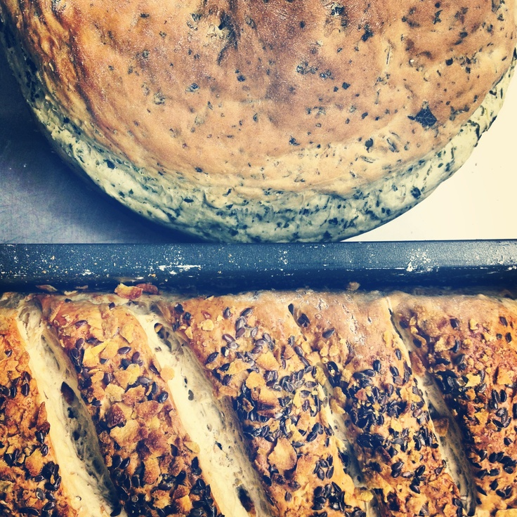 Pennyroyal Peppermint Bread  Multigrain Bread