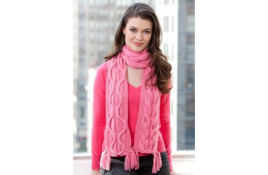 Red Heart® Compassion Scarf