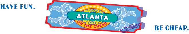 Find deep discounts on activities on the Atlanta on the Cheap blog