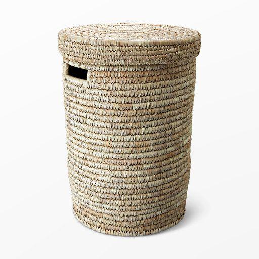 Tvättkorg Dhaka, 54x39 cm - Förvaring- Köp online på åhlens.se!