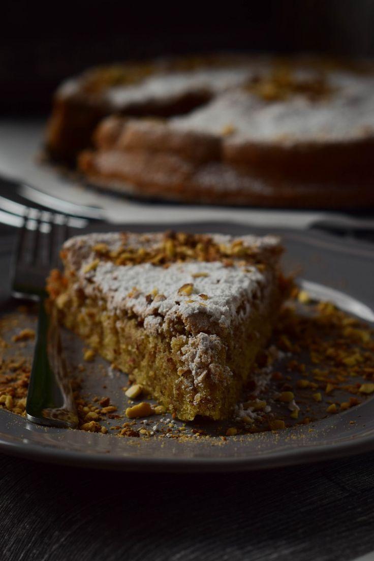 Wolke Kuchen - Mallorquinischer Mandelkuchen - saftig leicht - ganz ohne Mehl