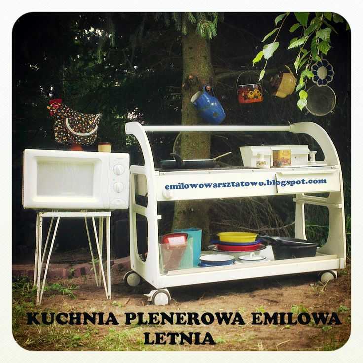 KUCHNIA PLENEROWA - EMILOWA - LETNIA