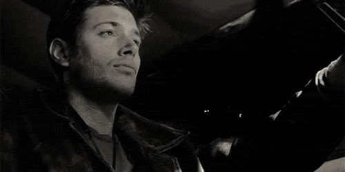 Dean# this would be your view if your head was in his lap ;)