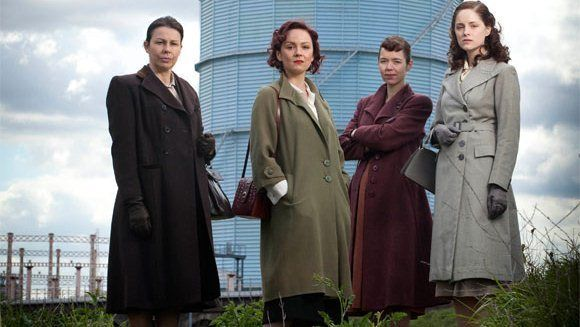 Julie Graham on The Bletchley Circle, all-female casts... and Spice Girls nicknames on set