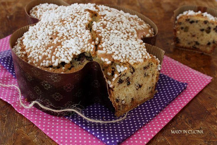 Colomba veloce al cioccolato è un'alternativa facile e golosa al classico dolce che si gusta nel periodo di Pasqua. La Colomba si sa, è un lievitato che ric
