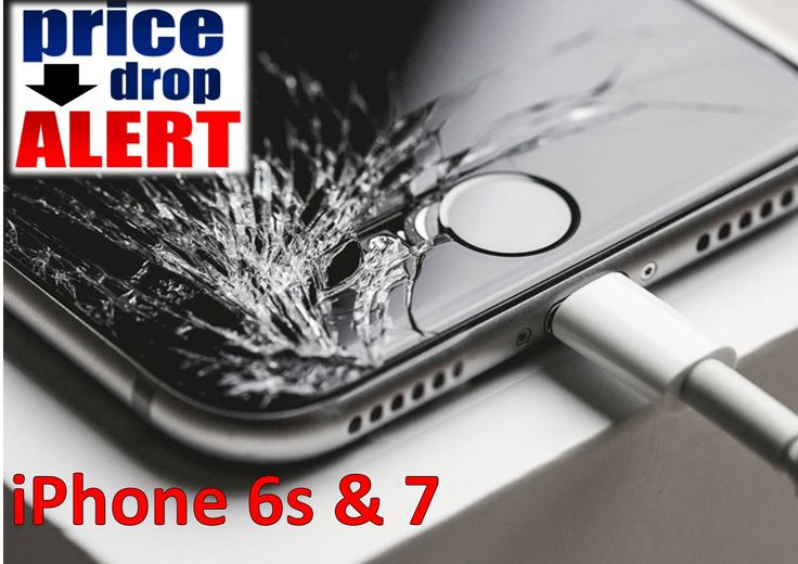 Price Drop on iPhone 6s & iPhone 7 screen repairs.  We have a qualified tech onsite 7 days a week to fix your iPhone screen disasters. You can drop your phone into our store or post it to us. Don't forget too hold on too your reference numbers for discounts! #iphonescreenrepair #mailiniphonescreenrepair #brokeniphonescreen #fixmyiphone #mailiniphonerepairs #iphonerepairsgeelong #iphonerepairsaustralia #pricedrop #mobilephonerepairsgeelong #geelong