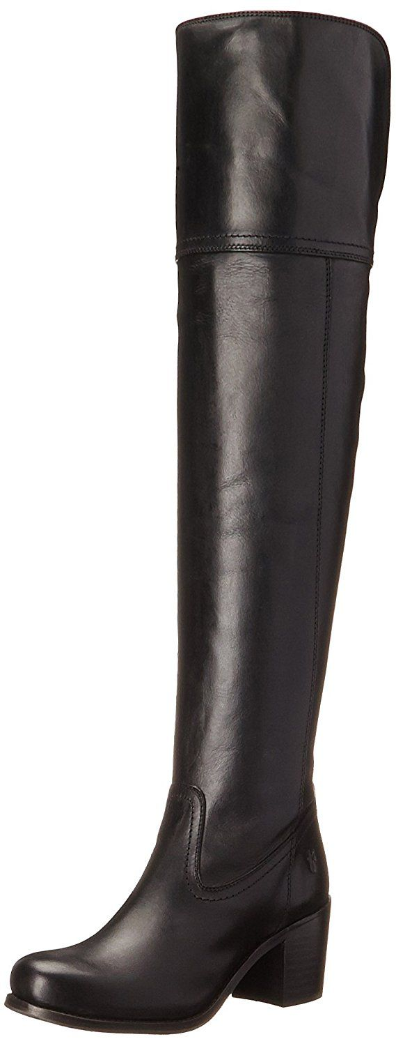 FRYE Women's Kendall Over The KneeSFG Engineer Boot * Hurry! Check out this great shoes : Thigh high boots