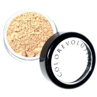 The Colorevolution Fair Foundation has a light pink undertone and is for very fair skin tones. This colour is best used in winter and has a beautiful matte finish. This mineral powder is 100% natural and contains only 3 mineral ingredients. This mineral powder does not expire and is made in the USA.