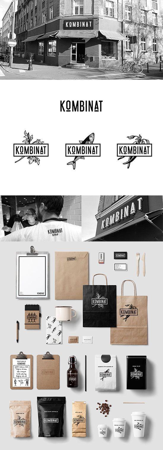 55 Brand Identity Design-Beispiele für Restaurant…