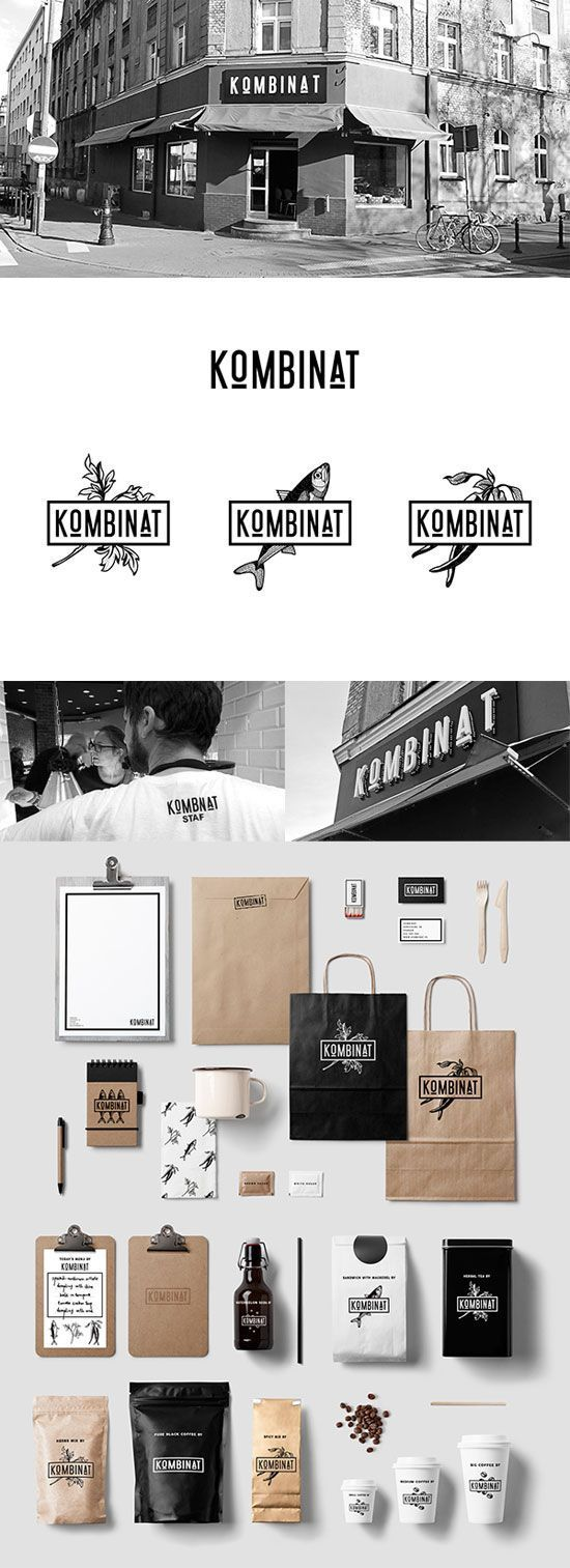 55 Brand Identity Design Examples for Restaurant iBrandStudio