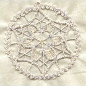 Snowflake-pattern