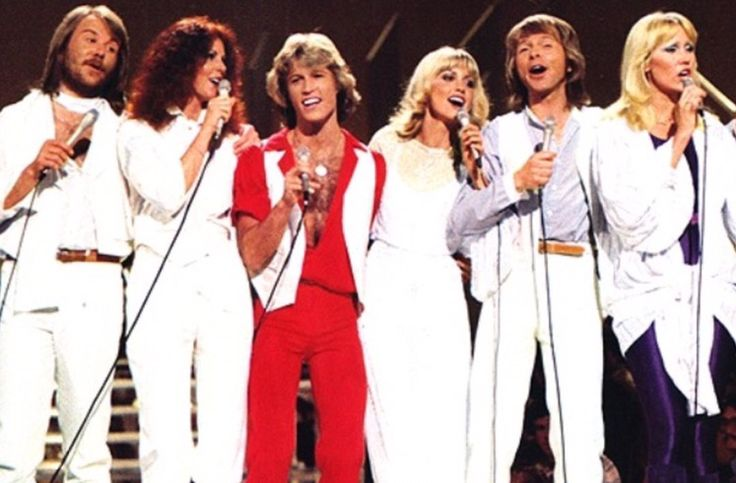 All my Christmas' had come at once having my faves, ABBA, Andy Gibb joining Olivia on her TV Special. #abba #andygibb #olivianewtonjohn