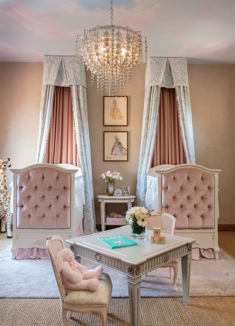 Twin Baby Girl Bedroom Ideas 25+ best luxury nursery ideas on pinterest | royal nursery, royal