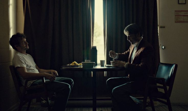 Hannibal s01e01 (2013– ) Created by Bryan Fuller