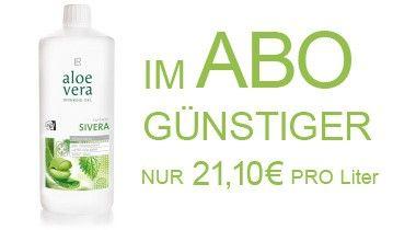 LR ABO: Aloe Vera Trink-Gel Sivera: http://bit.ly/16B4sda  Der Aloe-Vera-Drink mit 91% Aloe Vera-Gel mit Blütenhonig und natürlichem Brennnesselextrakt.