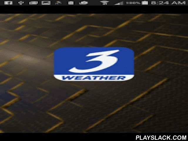 WAVE 3 Louisville Weather  Android App - playslack.com ,  The WAVE 3 News Mobile Weather App includes: * Access to station content specifically for our mobile users * 250 meter radar, the highest resolution available * Future radar to see where severe weather is headed * High resolution satellite cloud imagery * Current weather updated multiple times per hour * Daily and Hourly forecasts updated hourly from our computer models * Ability to add and save your favorite locations * A fully…